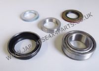 Nissan Navara D40 Pick Up 3.0DCi/TD (05/2010+) - Rear Wheel / Hub Bearing & Oil Seal Kit (5 Pcs)